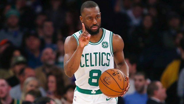 Kemba Walker Named All Star Starter