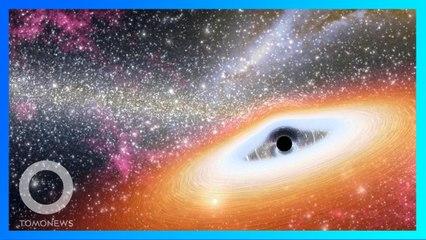 天文學家在黑洞旁發現新的G型天體