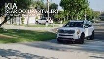 Kia Telluride 2020 – Rear Occupant Alert System DEMONSTRATION | Kia Motors