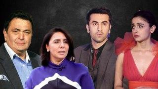 Ranbir - Alia CANCEL Rishi And Neetu Kapoor's Big Wedding Anniversary Plans | Details Revealed
