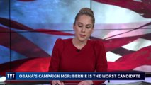 Obama Staffer: The Worst 2020 Candidate Is…Bernie
