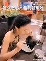 Coronavirus en Chine une femme mange de la chauve-souris a Wuhan_