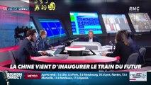 La chronique d'Anthony Morel : La Chine vient d'inaugurer le train du futur - 24/01