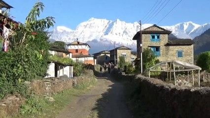 Autour du Dhaulagiri - Nepal
