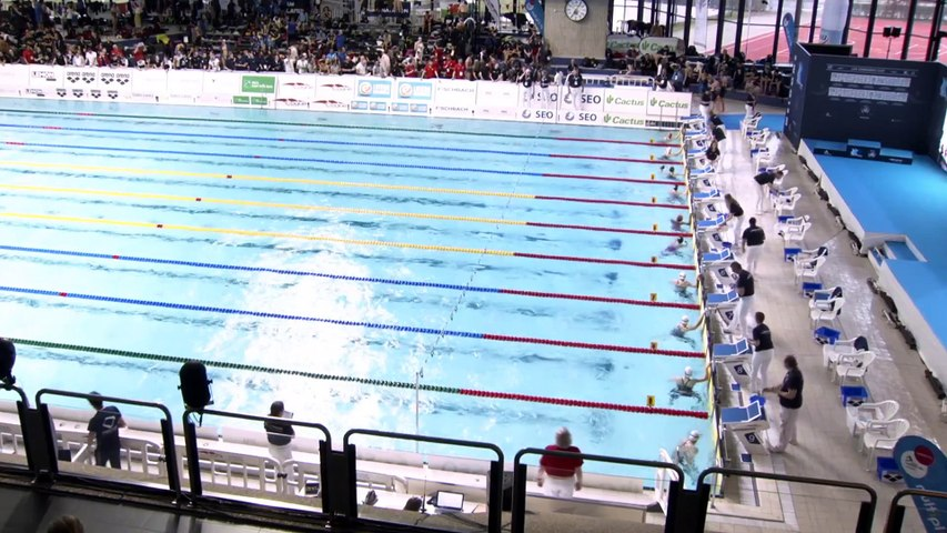 LEN SWIMMING CUP 2020 LEG 1 - HEATS -LUXEMBOURG - DAY 1