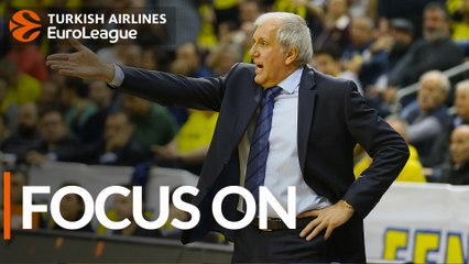 Zeljko Obradovic, Fenerbahce: 'Blood on the knee'
