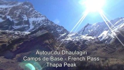 French Pass - Thapa peak - Nepal