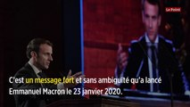 Emmanuel Macron : « Essayez la dictature et vous verrez ! »