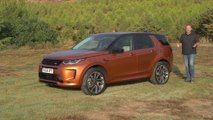 Land Rover Discovery Sport D240 R-DYNAMIC S Facelift