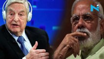 """Most frightening setback in India.."": Billionaire George Soros at Davos"