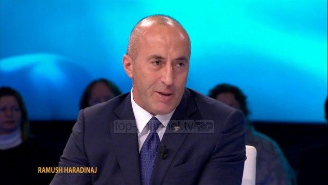 Haradinaj në Open: Rama një 'hajgarexhi'