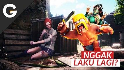 7 Game yang Dulunya Populer Namun Sekarang Mulai Redup di Indonesia