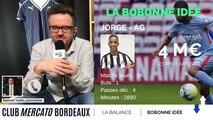 Jorge, la Bobonne idée du Club Mercato Bordeaux