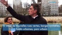 Municipales 2020 : Mathieu Klein dévoile sa vision des quartiers Rives de Meurthe et Alstom