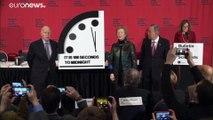 100 секунд до конца света: часы Судного дня перевели вперёд