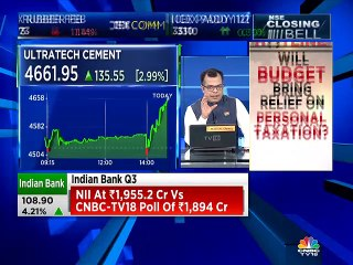 Economy may have bottomed out in the October to December quarter, says Sandeep Shah of Motilal Oswal Private Wealth Management