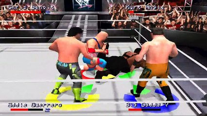 WWE Smackdown 2 - Chris Benoit season #12
