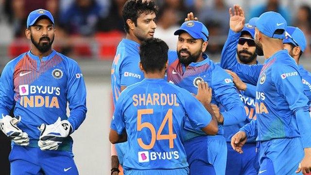 INDvsNZ t20| India won by 6 wickets|அதிரடி பேட்டிங்... நியூசிலாந்தை வென்றது இந்தியா!
