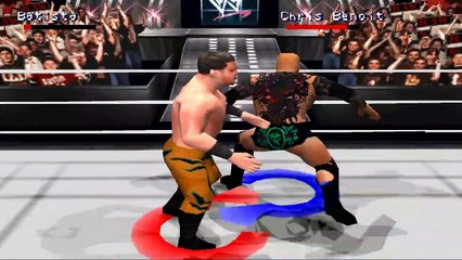 WWE Smackdown 2 - Chris Benoit season #15