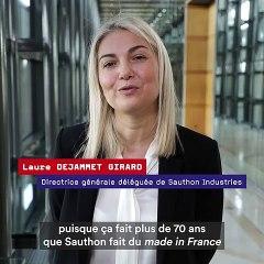 Grande expo du Fabriqué en France   Le lit de bébé Sauthon