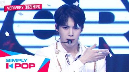 [Simply K-Pop] VERIVERY(베리베리) - Lay Back
