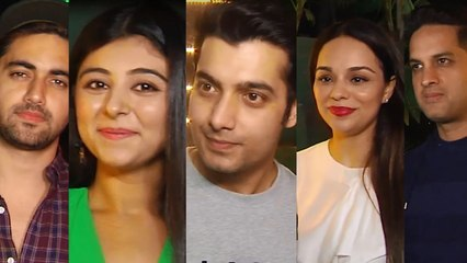 Sharad Malhotra's Birthday Celebration With Wife Ripci And Other Friends From The Industry