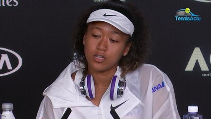 "Open d'Australie 2020 - Naomi Osaka : ""You don't want to lose to a 15 year old girl"""