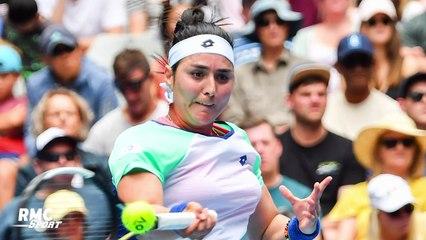 """Open d'Australie :  """"Je suis la meuf qui a mis à la retraite Wozniacki"""" lâche Jabeur"""