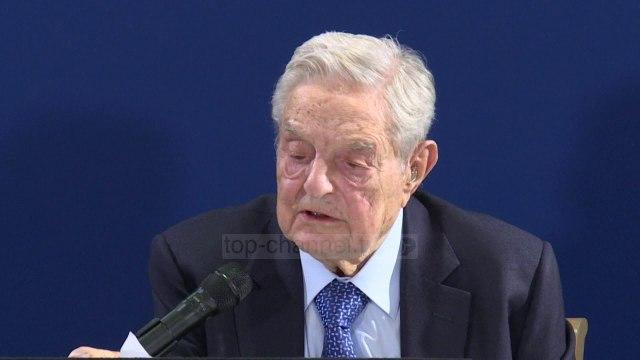 Soros kundër diktatoreve/ Premton miliarda për projekte