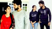 Aww! New Couple | Preethi Vikram | Kandukondain Kandukondain