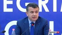 Report TV - Balla: Të punohet për të ndalur emigrimin