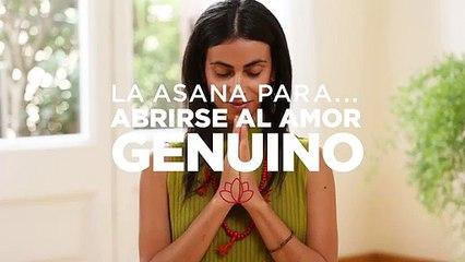 Asana de la paloma para abrirte al amor Yoga con Or Haleluiya 1x03