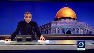 Several Palestinians injured as Israeli forces storm Al-Aqsa Mosque