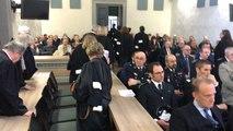Audience de rentrée solennelle du tribunal judiciaire: les avocats quittent la salle