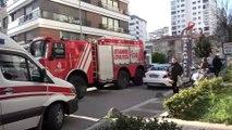 Kadıköy'de feci olay...Binanın şaft boşluğuna düşerek hayatını kaybetti