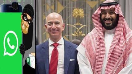 Jeff Bezos Hack: Saudi Crown Prince Hacked Jeff Bezos's Phone    Boldsky Telugu