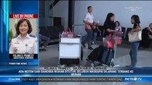 Tangkal Penyebaran Virus Corona, Semua Penerbangan RI Dilarang ke Wuhan