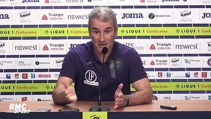 """Toulouse : Zanko trouve """"légitime"""" la réaction de Reynet (et """"compte toujours"""" sur lui)"""