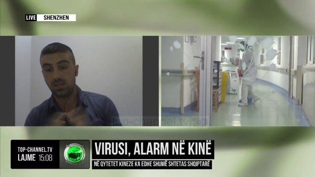 Virusi, alarm në Kinë/ Në qytetet kineze ka edhe shumë shtetas shqiptarë