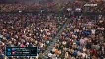 Federer - Millman : Le résumé