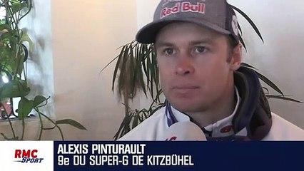"""Ski : """"On ne peut prendre que du plaisir à Kitzbühel"""" savoure Pinturault"""