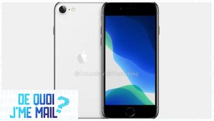 """Apple sortirait un iPhone """"low cost"""" en mars 2020 DQJMM (1/2)"""