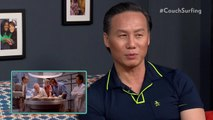 BD Wong Breaks Down How the Baby Raptor Came to Life in 'Jurassic Park'