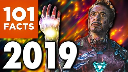 101 Facts About 2019