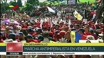 Nicolás Maduro: oposición venezolana sólo ha traído amenazas a la paz