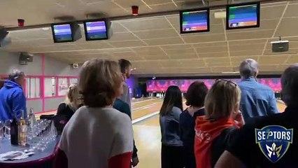 Soirée Bowling des bénévoles !