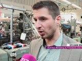 Votre maire aura-t-il une écharpe Made In Loire ? - Reportage TL7 - TL7, Télévision loire 7