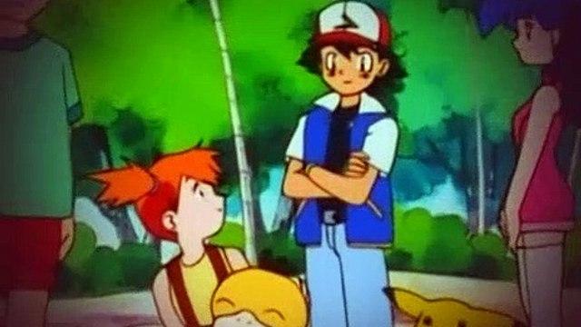 Pokemon S02E11 Bye Bye Psyduck