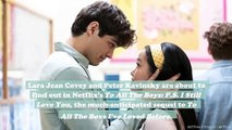 Lara Jean gets her own love letter this time in the new To All The Boys: P.S. I Still Love You trailer
