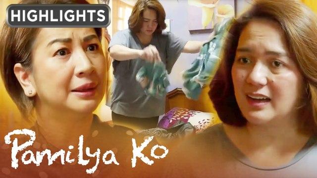 Luz, sinubukan hanapin sa gamit ni Azon ang nawawalang bracelet | Pamilya Ko